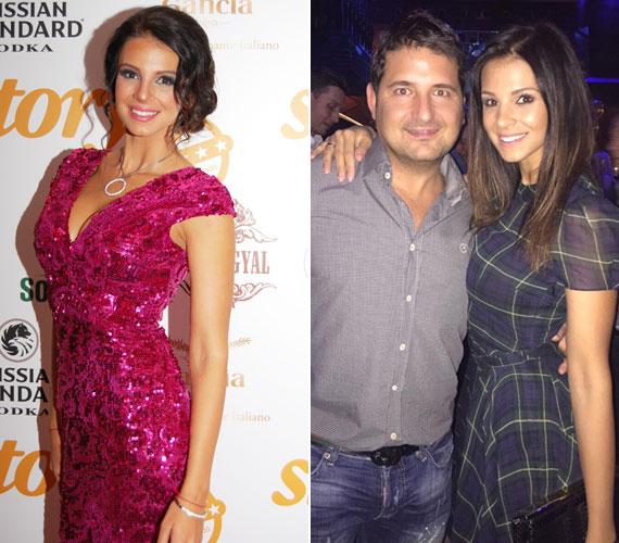 Hajdú Péter, a Frizbi műsorvezetője és Sarka Kata 2008-ban házasodott össze, Noémi lányuk 2009-ben, Dávid fiuk 2010-ben jött világra. A 28 éves Sarka Kata korábban modellkedett is.