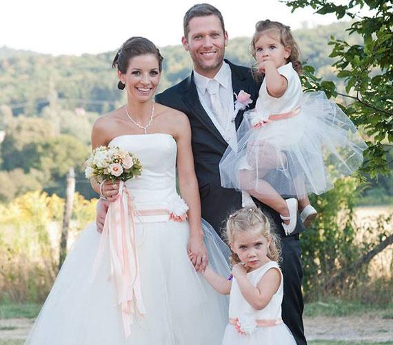 Váczi Gergő, az Aktív és a FEM3 Café műsorvezetője hatévnyi együttlét után 2013 őszén vette el párját, Krisztinát. Két kislányuk, Dóra és Blanka is jelen volt az esküvőn.
