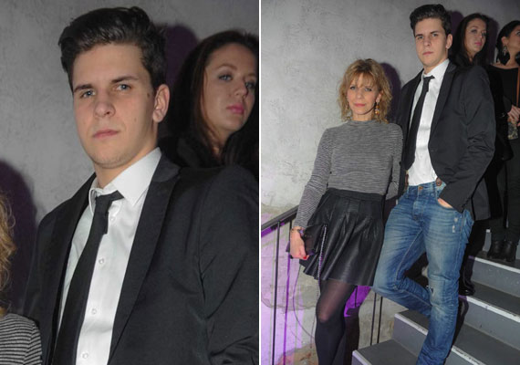 A 42 éves Schell Judit fiatalon hozta világra első gyermekét, így a színésznő a kétéves Borbála és a hétéves Boldizsár mellett egy 20 éves felnőtt férfi, Lackó édesanyja is.