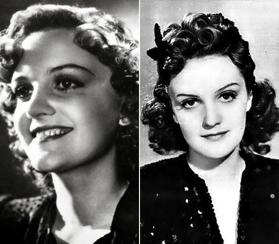 Az ördög nem alszik című filmben a negyvenes évek elején - a gyönyörű színésznő beragyogta a vásznat.