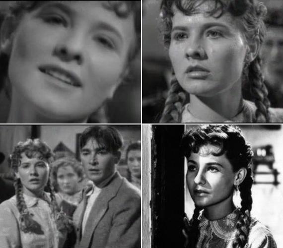 A legendássá vált 1956-os Körhinta - a bájos, copfos Törőcsik Mari főszereplésével - igazi love story. A történet szerint a fiatal lányt az édesapja férjhez akarja adni egy gazdag emberhez, ám a szépség mást szeret, ezért elszökik otthonról.