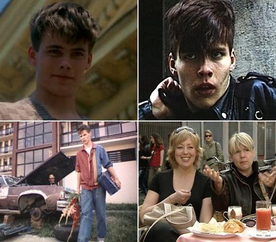 A Szerelem első vérig című filmben a nézők Füge, a gimnazista srác történetét ismerhetik meg. A fiú beleszeret osztálytársába, Ágotába, akivel aztán együtt fedezik fel a szerelmet.