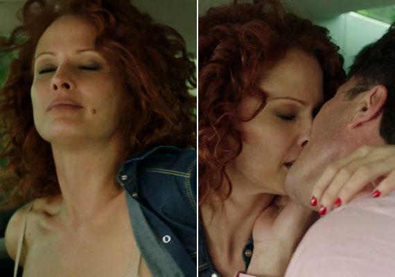A 41 éves színésznő Leonórát, Bálint - Stohl András - régi gimnáziumi szerelmét formálja meg, akivel a férfi újra szoros kapcsolatba kerül. A készítők egy pikáns hancúrt is ígérnek a nőzőknek a ma esti epizódban.