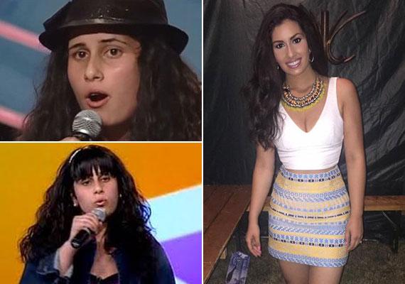 Radics Gigi többször próbálkozott a Megasztárban, az élő show-ba 2012-ben jutott be. A Megasztár 6-ot végül meg is nyerte. Vonzó, karcsú, 19 éves nő lett belőle.