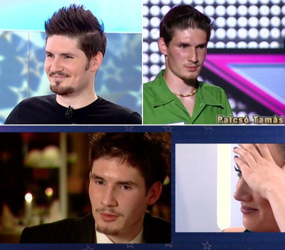 A második helyezett Palcsó Tamásnak jót tettek az évek, Torres Dani szerint a frizurájának különösképpen. A tehetségkutató után egy ideig egyébként Tóth Gabival alkotott egy párt.