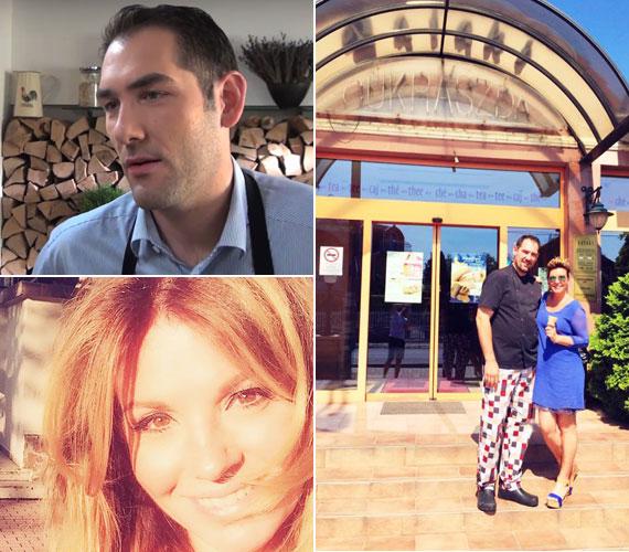 Liptai Claudia tavasszal iratkozott be egy cukrásztanfolyamra, július közepén pedig kiderült, hogy beleszeretett a gyakorlati helyét biztosító Pataki cukrászda vezetőjébe, Pataki Ádámba.