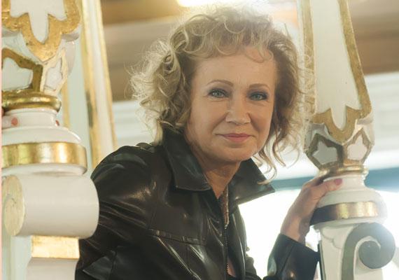 2014. május 20-án a Thália Színház Liliom című darabjának imázsfotózásán csak úgy sugárzott. Senki nem mondta volna meg, hogy bő két hónap múlva 60 éves lesz.