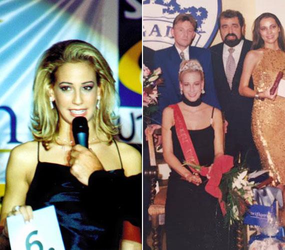 Vajna Tímea 2008-ban benevezett a Miss Universe Hungary versenyre, amit ebben az évben a Miss World Hungary szépségkirálynő-választással összevonva tartottak. Nem került be a 24 közé, de korábban - a Facebookra feltöltött képek tanúsága szerint - megnyert két szépségversenyt - akkor még szőke hajjal.