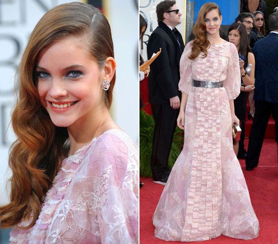 Tavaly a világhírű magyar modell, Palvin Barbara is részt vett a Golden Globe-on.