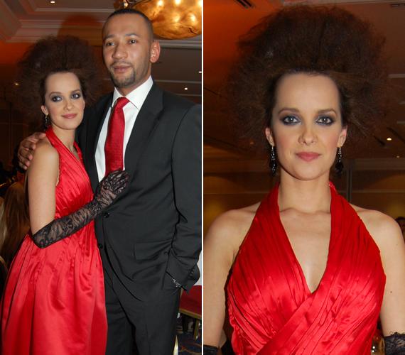 A Jóban Rosszban szerelmespárja, Kondákor Zsófia és kedvese, Kembe Sorel is gyermeket várnak. A pár mindössze fél éve van együtt.