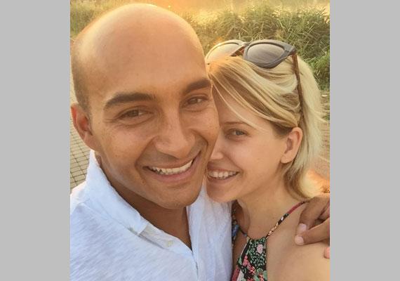 Szabó Zsófi először mesélt, illetve mutatott közös fotót szerelméről, Zsoltról, akivel már fél éve együtt van.