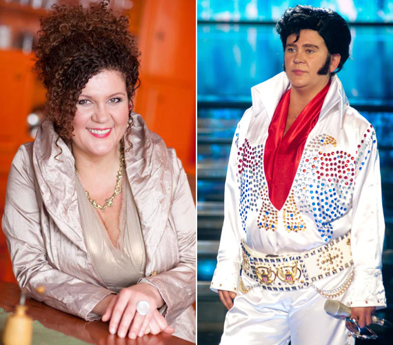Soma az előző adásban szenzációs volt mint Cher, az első adásban pedig Tom Jonesként debütált, a harmadik adásban viszont Elvis Presley szerepe nem hozott szerencsét, ő esett ki.