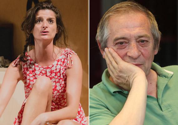 A 34 éves Jordán Adél édesapja Jordán Tamás Kossuth-díjas színművész, rendező, színigazgató.