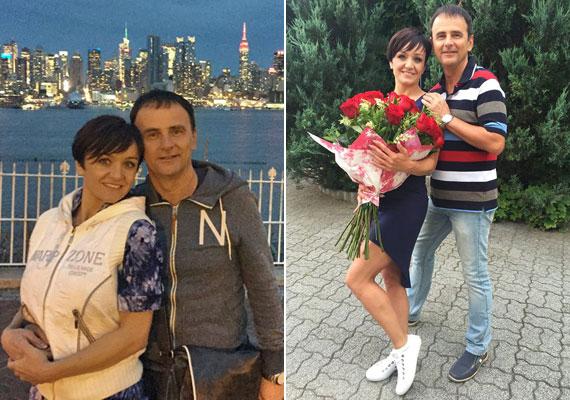 Szandi és Bogdán Csaba 23 évvel ezelőtt ismerkedtek meg egymással, 16 éve házasok. Nemcsak a házassági évfordulójukat, de az első csók vagy az összeköltözésük évfordulóját is mindig megünneplik. Három gyermekük született.