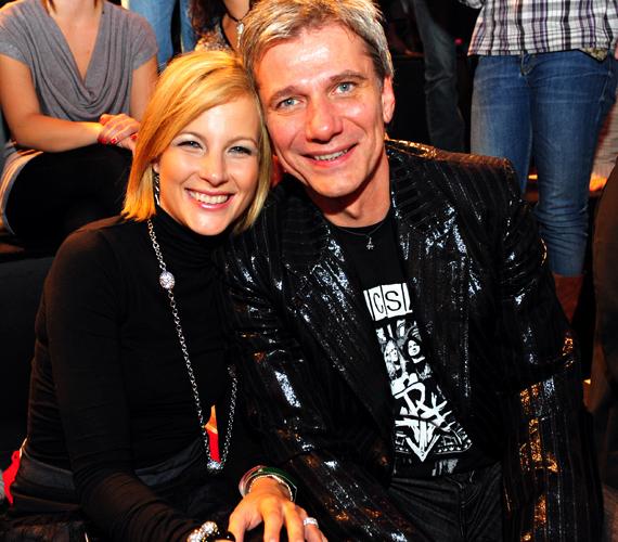 Várkonyi Andrea és Bochkor Gábor 2006 óta alkotnak egy párt, a TV2 műsorvezetője, Liptai Claudia hozta őket össze.