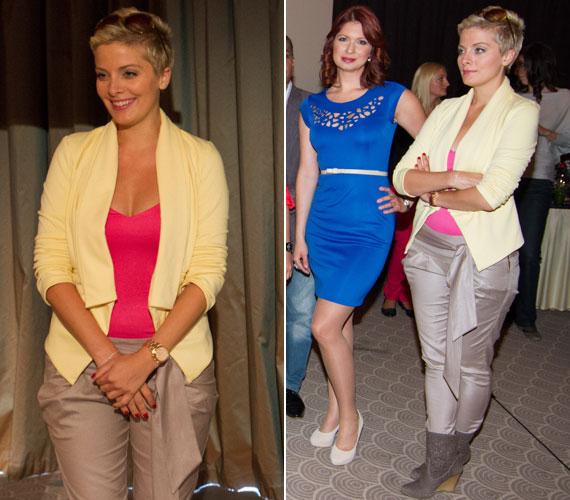 Tatár Csilla Újulj meg! címmel az öltözködés, a divat, az alakformálás és a stílus propagálója lesz. A Mokka műsorvezetője pár héttel ezelőtt mutatta be Színezd újra elnevezésű kollekcióját.