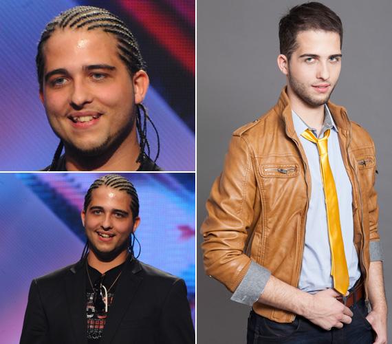 Fehér Zoltán a 2010-es X-Faktor válogatóján még 110 kilót nyomott, rendezetlen volt a fogsora, és frizurája is kapott jó pár kritikát. A 2012-es élő adásra sármos férfivá kupálták ki.