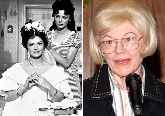 Krencsey Marianne azt nyilatkozta, hogy Athalie az egyik legkedvesebb szerepe volt, mivel a sok szende szőkeség után végre egy gonosz bestiát játszhatott Az aranyemberben. 1966-ban orvos férjével külföldre távozott, és az Amerikai Egyesült Államokban telepedett le. A 84 éves színésznő döntését később azzal indokolta, hogy egy pártpolitikai vezető megkeserítette életét, nem kapott már szerepeket.