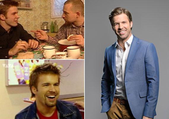 A 38 éves Sebestyén Balázs a Z+-on kezdte pályafutását a Megálló című kívánságműsorban, 2003-ig volt a VIVA TV műsorvezetője. Ezt követően az RTL Klubhoz igazolt le, amelynek azóta is egyik meghatározó arca. 2009 óta vezeti a Class FM Morning Show című reggeli műsorát. A bal oldali fotón jelenlegi műsorvezető társával, Vadon Janival látható az 1998-as Fasírt című műsorban.