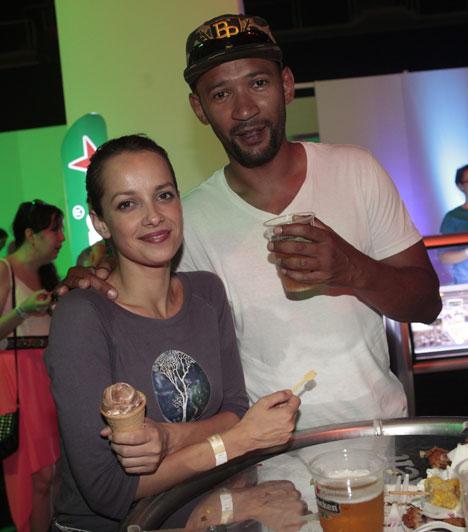 Kondákor Zsófia és Kembe Sorel  A TV2 Jóban Rosszban című sorozatának sztárpárjának kislánya, Kátya 2013 júniusában jött világra, de esküvőt egyelőre nem terveznek.