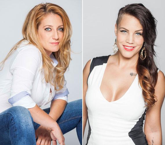 A sorozatban szerepel még a Voice-ban feltűnt Fehér Adrienn színésznő és énekesnő, valamint az egykori megasztáros, Bencsik Tamara énekesnő is.