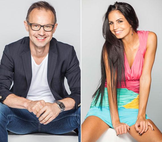 A negyedik szingli celeb Elbert Alexa modell, a VIASAT3 A címlaplány című műsorának győztese lesz. A négy nőt minden héten Garami Gábor rádiós műsorvezető segíti.