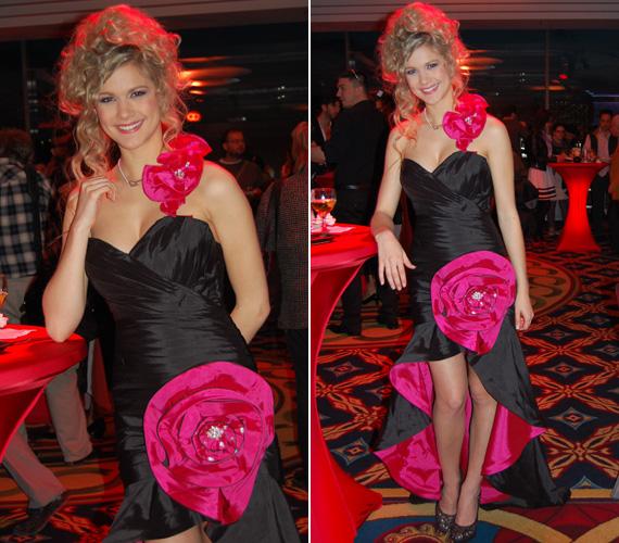 Weisz Fanni modellkedik, és 2011-ben elnyerte A Szépségkirálynő című verseny közönségdíját is.