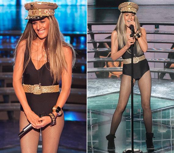 Wolf Kati a világhírű Beyoncé bőrében - Majka szerint sok sebből vérzett a produkció, Liptai szerint sem tudta előhozni amerikai kolléganője dögös oldalát.