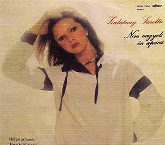 1985-ben jelent meg a Nem vagyok én apáca című bakelitlemeze, mely aranyalbum lett. Ezen az albumon található az 1966-os Táncdalfesztiválon előadott Hol jár az eszem? című dal rögzített változata is.