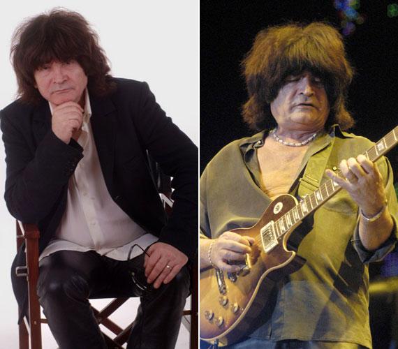 Závodi János 2014 januárjában, 66 évesen lett apa, ekkor született meg a kis Janó. A piramis együttes gitárosa közel a 70-hez egy kislányt is vállalna fiatal párjával.