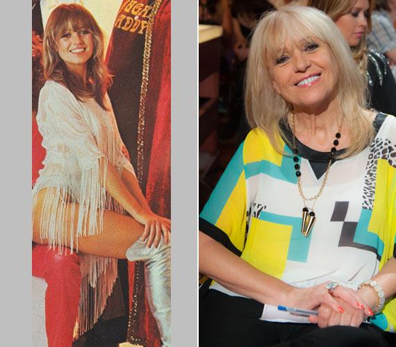 A 61 éves Csepregi Éva már a '60-as és '70-es években is ismert volt, de szólókarrierje a következő évtizedben indult be. 1985-től együtt dolgozott a skót származású Bob Heatlie-vel, aki olyan dalok szerzője, mint a Párizsi lány, a vihart kavart OK Gorbacsov vagy az Így vagy úgy. Tőle született 1992-ben Dávid fia.