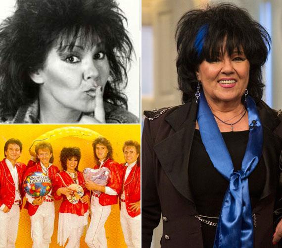 A Dolly Roll együttes 1983 júniusában alakult meg. Énekesnőjük, Dolly egészen más típust képviselt, mint Zoltán Erika, ő a vagány, fekete hajú lány volt. A 66 éves énekesnő is fellép a diszkópartin.