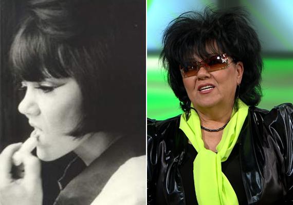 A most 65 éves Dolly nagyon szép tinilány volt, de vadóc is. Az énekesnő 1980-ban csatlakozott a Hungáriához, három évvel később pedig megalakult a Dolly Roll.