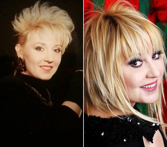 Az 51 éves énekesnő manapság sem pihen, december elején készült el a Változás című albuma platina változata.
