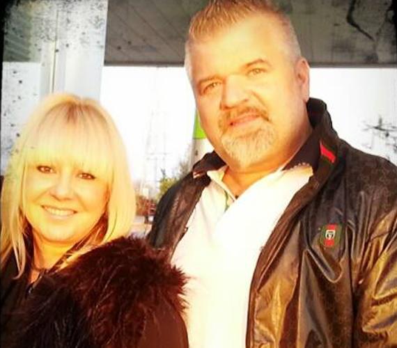 ... és ma. A pár már 1990 óta együtt van, ám csak 1997-ben kötöttek házasságot.