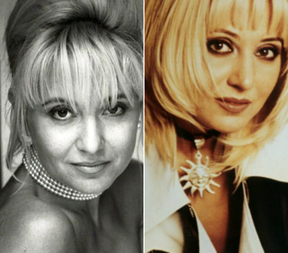 Mindkét kép 1994-ben készült, abban az évben, amikor a Blue Pearl című albuma is.