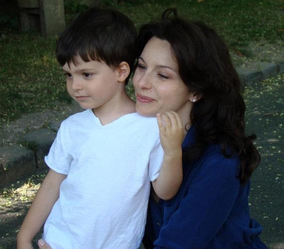 Nimród szeptemberben ünnepelte negyedik születésnapját - már óvodába jár.