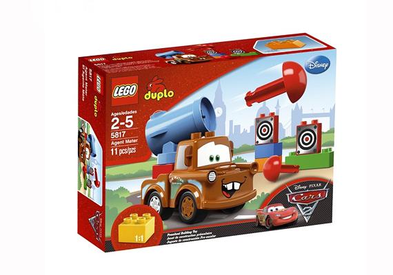 A Lego örök kedvenc a kicsik körében, így ezzel egészen biztosan örömet szerezhetsz. Pláne akkor, ha valami különleges építményt - például a Verdákból jól ismert Matukát - szerzel be. Itt rendelheted meg a 3790 forintos játékot.