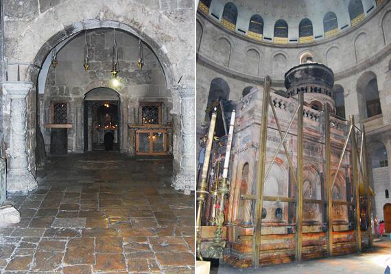 A jeruzsálemi Szent Sír-bazilika Jézus keresztre feszítésének, sírba helyezésének és feltámadásának a helyszíne. Itt van a börtön, ahol a Megváltó elítélése előtt raboskodott, illetve a síremléke, ahol akár virtuálisan is körülnézhetsz.