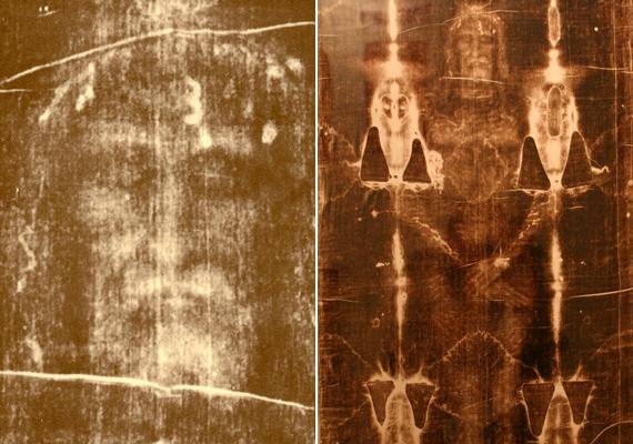 Állítólag a négy méter hosszú torinói lepellel takarták le Jézus holttestét. Tisztán kivehető rajta egy ember teste, és a modern technikának köszönhetően az arca is. Valódiságára a mai napig keresik a bizonyítékot.