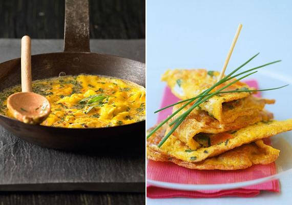 A tavaszi zöldségek végre már nemcsak az üvegházi változatban hozzáférhetőek, ezért érdemes neked is elkészítened ezt a tavaszi omlettet. A receptért kattints ide!