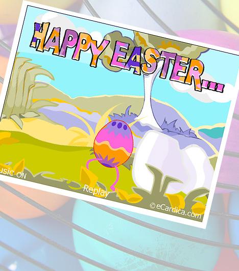 Kíváncsi vagy, hogyan érzi egy tojás magát, amikor megszabadítják a lelkétől, és tavaszi frissességgel töltik fel? Látogass el az ecardica.com képeslapküldő weboldalra, ott megtudhatod! E humoros húsvéti üdvözlet mellett további mókás lapokat találsz, melyekkel ingyen, regisztráció nélkül küldheted el jókívánságaidat.A képeslapot itt találod. »