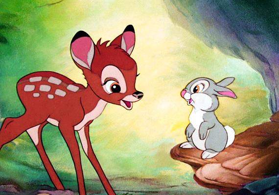 Tappancs nyuszi ominózus jeleneteire valószínűleg még akkor is jól emlékszel a Bambiból, ha a mesét sok-sok évvel ezelőtt láttad.