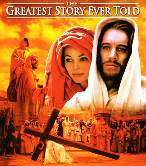 A világ legszebb története - A Biblia  A monumentális filmfreskó Jézus életét eleveníti fel a filmművészet legnemesebb eszközeivel. Ez a film egyike a bibliai történet legszebb, legteljesebb feldolgozásainak. Vallástörténeti hűséggel követi a Biblia világát, és nemcsak Jézus történetét beszéli el, hanem hitelesen megeleveníti a kort, az időt, amikor élt. Az alkotók megpróbálták érzékeltetni, mit gondolhatott és mondott egyidejűleg Augustus császár, és miként cselekedtek a rómaiak és a zelóták.