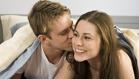 Randevúk kínos csók