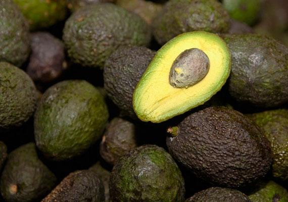 Az avokádót már az aztékok is a heréről nevezték el, magas B6-vitamin-tartalma jótékonyan hat a férfi nemi hormonok termelésére.