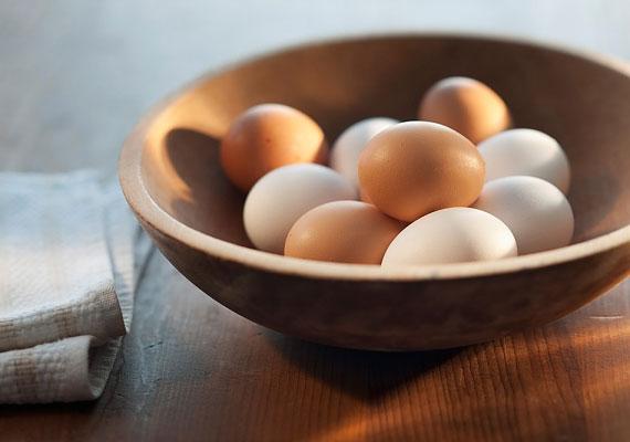A tojás a termékenység szimbóluma, és a vágyat is táplálja.