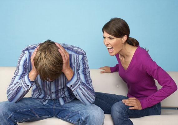Az agresszív női viselkedés és a harag az egyik legerősebb libidócsökkentő.