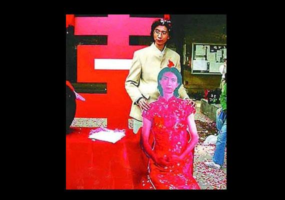 A kínai Liu Ye úgy tűnik, senki mással nem került annyira egy hullámhosszra, mint önmagával.