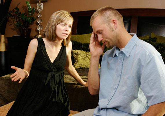A harag rossz tanácsadó. Akármelyik fél legyen is haragos természetű, könnyen alááshatja a másik önbecsülését.